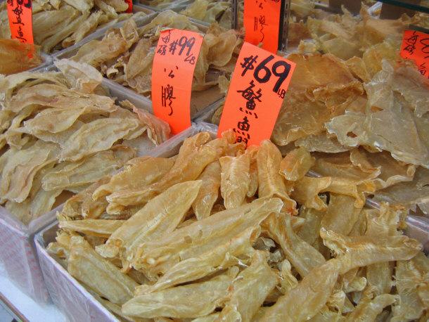 15 disgusting ingredients in your food for Fish bladder in beer