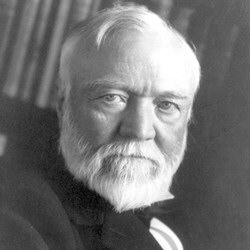 the life and contributions of andrew carnegie The new tycoons: andrew carnegie  here is a webpage of quotations attributed to andrew carnegie which reflect his philosophy of business and life.
