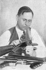 calvin goddard In 1925, dr calvin goddard co-established the first significant institution devoted to firearms examination: the bureau of forensic ballistics in new york.