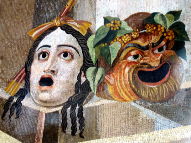 the role of the greek chorus In the theatre of ancient greece, the chorêgos (pl chorêgoi greek: χορηγός, greek etymology: χορός chorus + ἡγεῖσθαι to lead) was a wealthy athenian citizen who assumed the public duty, or choregiai, of financing the preparation for the chorus and other aspects of dramatic production that were not paid for by the.