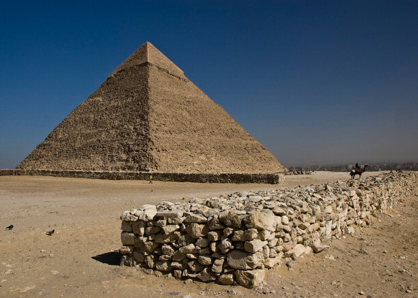 15 Interesting Facts About The Ancient Pyramids