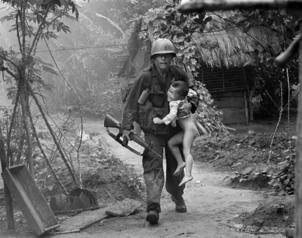 the issue of civilians in vietnam during the vietnam war The arrival of the australian army training team vietnam (aattv) in south vietnam during july and august 1962 was the beginning of australia's involvement in the vietnam war australia's participation in the war was formally declared at an end when the governor-general issued a proclamation on 11 january 1973.