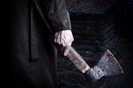 Image result for killer with axe