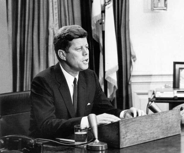 John F Kennedy Cuban Missile Crisis Quotes: 15 Interesting Facts About John F. Kennedy