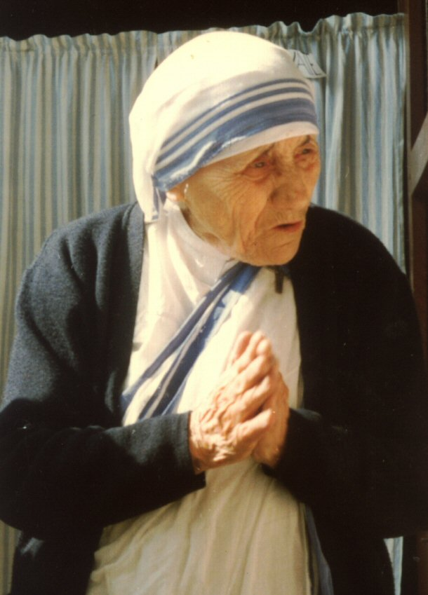 There were times when Mother Teresa questioned her faith