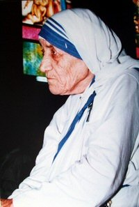 Mother Teresa tried to resign