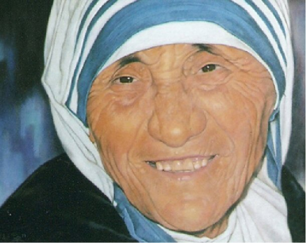 Mother Teresa's humantarian efforts still go on today through her legacy