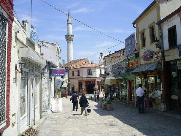 Mother Teresa was born in Skopje, Macedonia, which belonged to Albania