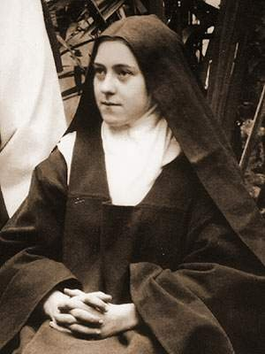 St. Therese was Mother Teresa's patron saint