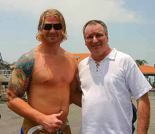 15 famous celebrity tattoos their stories for Jeremy shockey tattoos