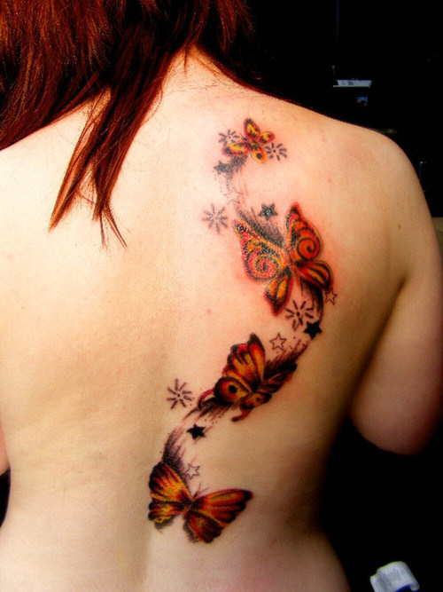 Most common tattoo designs and their meanings for Tattoos that symbolize change