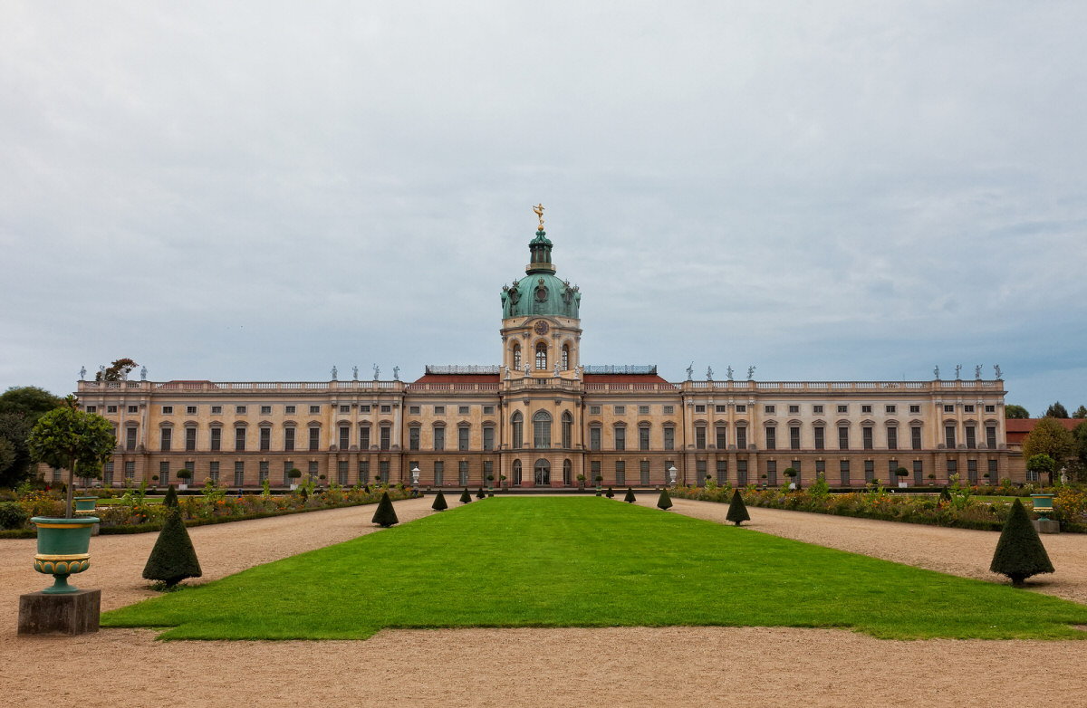 Charlottenburg Schloss Berlin Germany