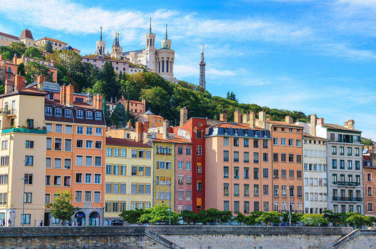 Top 15 cities with the best gourmet food for Stage de cuisine lyon