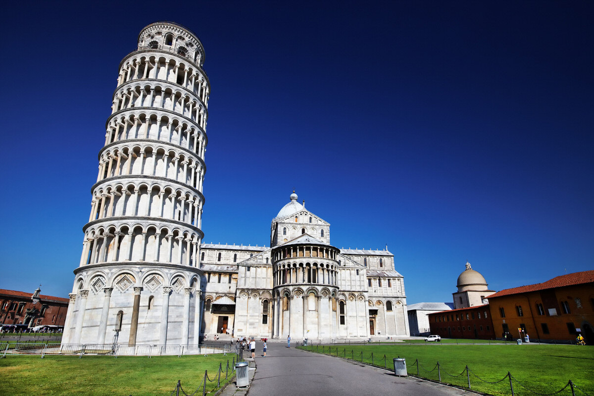 Image gallery historical monuments in italy for Italy the best places to visit