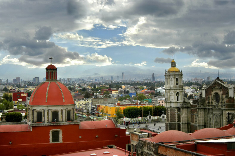 Top 15 interesting safe places to visit in mexico for Places to visit in mexico city