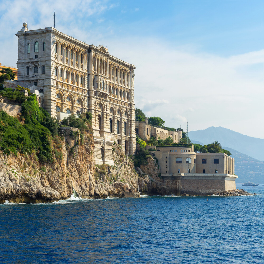 Monaco Attractions on oceanographic museum monte carlo