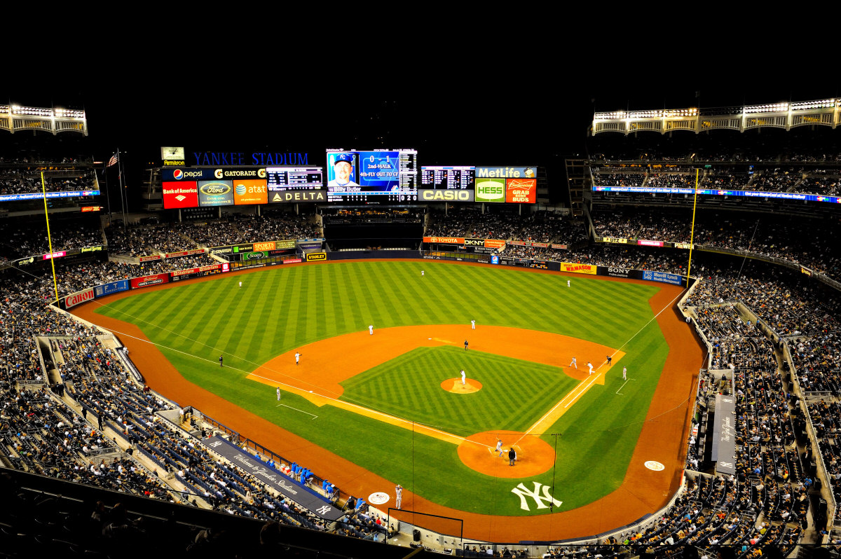 15 little known facts about new york city - Yankee stadium images ...