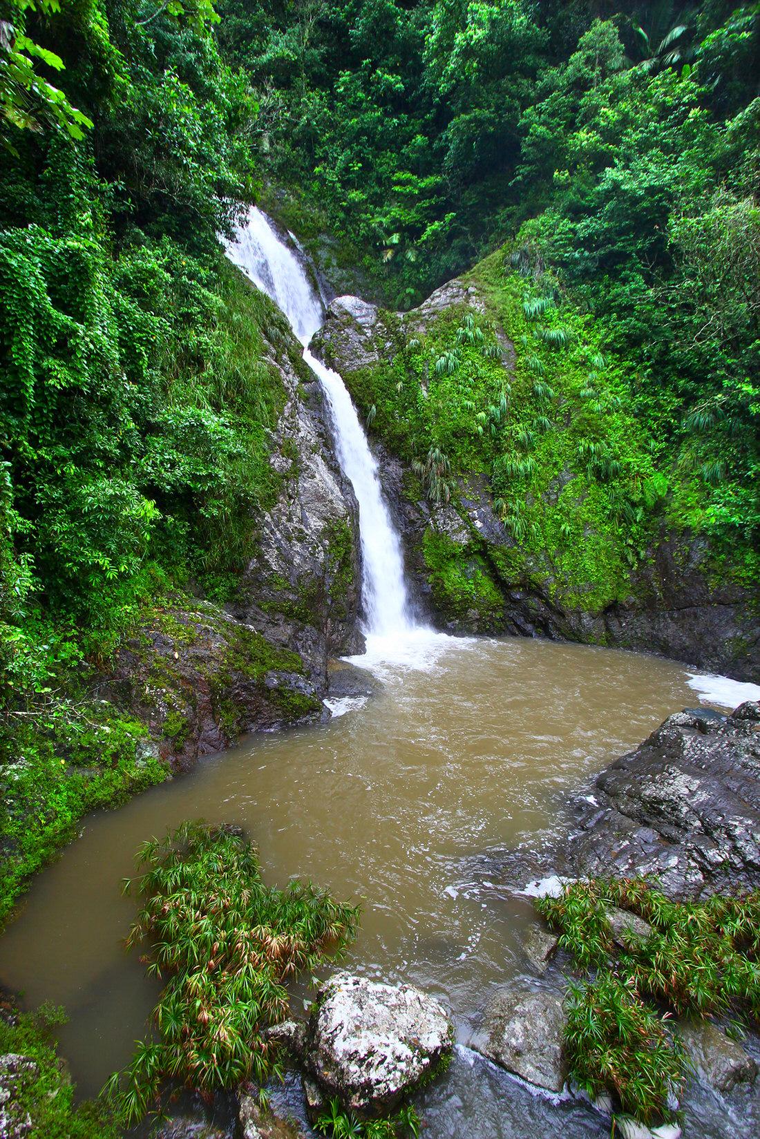 La Lista de los mejores lugares en Puerto Rico a.