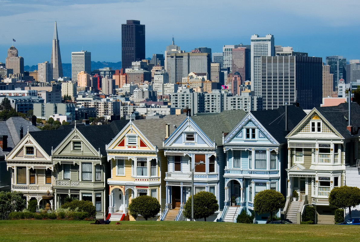 Top 15 places to visit in san francisco for Best homes in san francisco