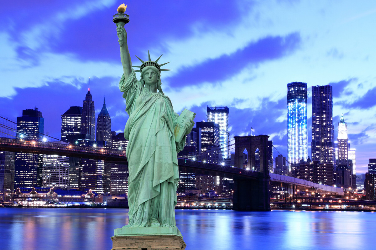 Top 5 things to do in new york city for Best places to go in nyc at night