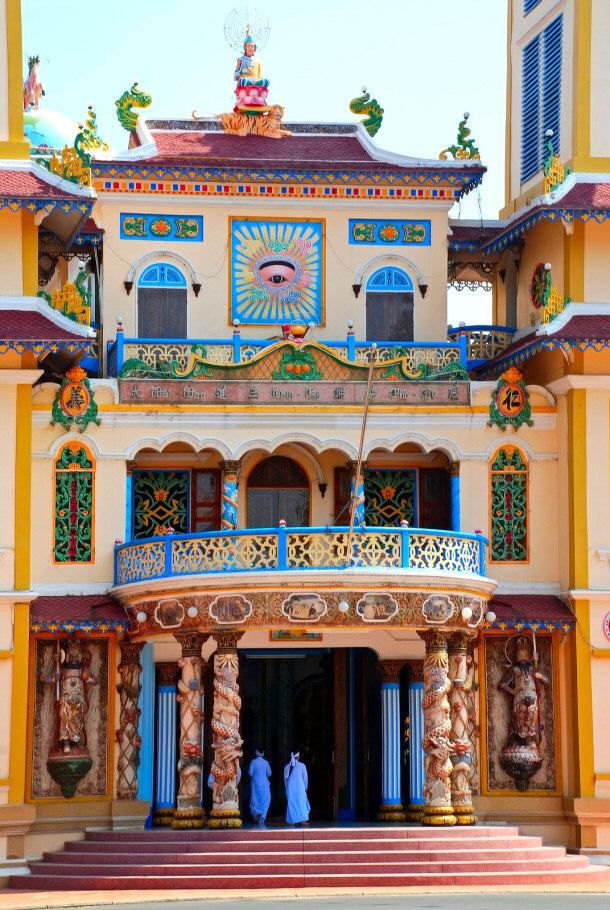 Cao-Dai-Temple Vietnam