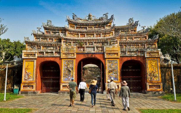 Hue Monument Vietnam