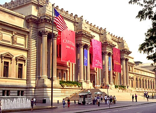 Top 10 best museums in the world for Metropolitan museum of art in new york