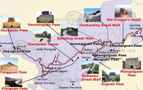 Cost Of Great Wall Of China Tour