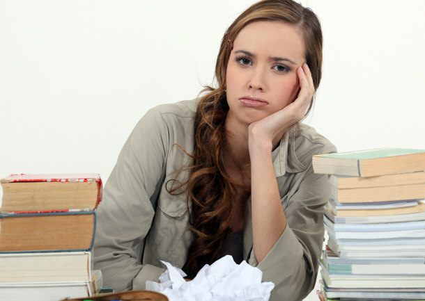 Student Suffering from Writer's Block Essay as a Significant Academic Measurement